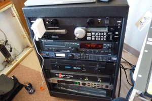 The sound rack